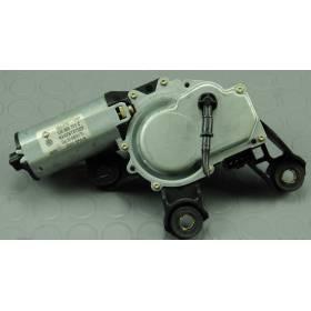 Rear windscreen wiper motor Audi A3 / A6 / Seat Leon / Toledo ref 1J6955711 / 1J6955711B / 1J6955711C / 1J6955711G