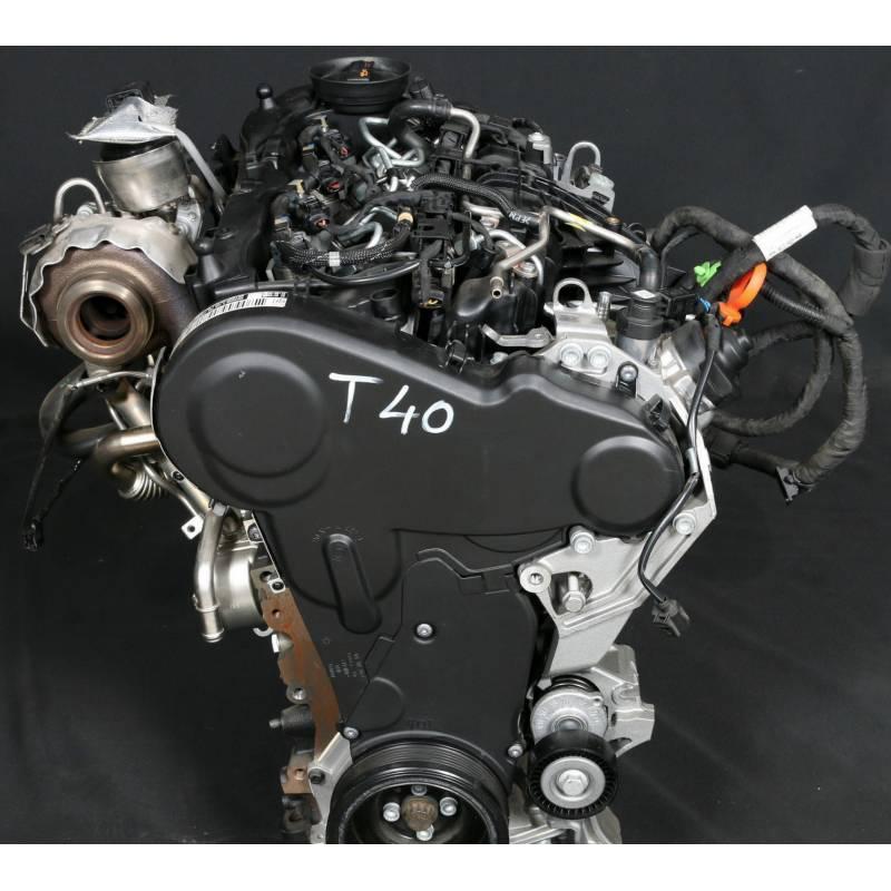 Seat Vw Motor