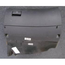 Boite à gants coloris noir sans barillet pour Audi A6 Allroad ref 4B1857035AD / 4Z7857035