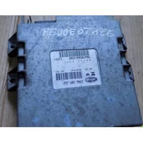Calculateur moteur pour Peugeot 806 / Citroen Evasion ref IAW 8P.22 / 16211.254 / 9629566180