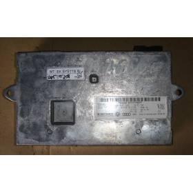 Boitier d'interface avec logiciel / Pièce d'occasion / ref 4F0910731R / 4E0035729  / 4F0910731RX / 4F0910732HX pour AUDI A6 4F