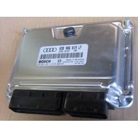 Calculateur moteur   Audi A4 B6 1L9 TDI ref 038906019LF Bosch 0281011210