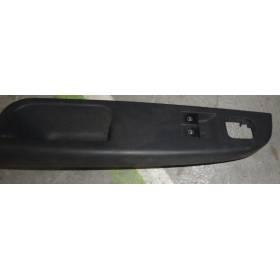 Poignée intérieure 3 portes plastique noir pour VW Golf 5