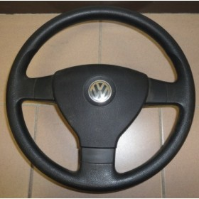 Steering-wheel and airbag for VW Golf 5 ou Passat 3C