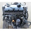Moteur 1L9 TDI 130 cv type AWX pour VW Passat / Skoda Superb / Audi A4 / A6