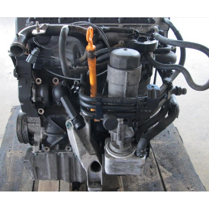 moteur 1l9 tdi 130 cv type awx pour vw passat  skoda superb  audi a4  a6