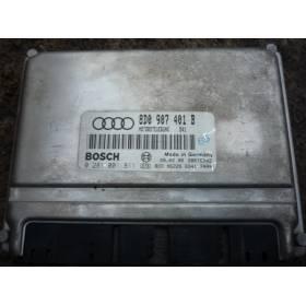 Calculateur moteur pour Audi A4 2L5 V6 TDI ref 8D0907401B / Ref Bosch 0281001811