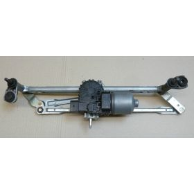 Recepcion limpiaparabrisas con motor VW Polo 6R / Seat Ibiza ref 6R1955119 / 6R1955119A / 6R1955023B / 6R1955023C / 6R1955601