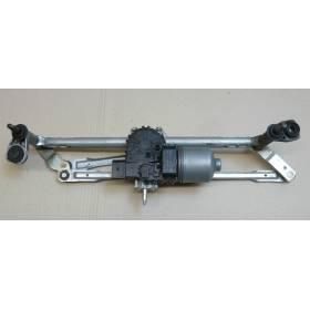 Windshield wiper bracket with wiper motor VW Polo 6R / Seat Ibiza 6R1955119 / 6R1955119A / 6R1955023B / 6R1955023C / 6R1955601
