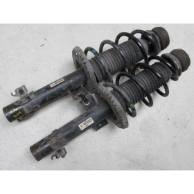 2 amortisseurs de suspension avant pour Audi / Seat / VW ref 6R0413031AJ