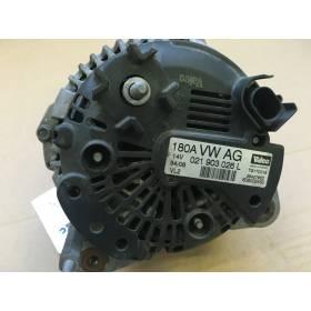 Alternator 180A Valeo 437555 ref 021903026L / 021903026LX / TG17C019