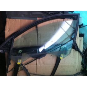 Window front side panel of lef door for Audi A6 4F