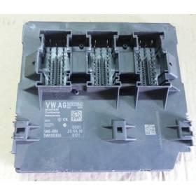 Calculateur BCM pour système confort et réseau de bord ref 5K0937084D / 5K0937085H / 5K0937086F / 5K0937086G / 5K0937087H