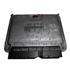 Engine control / unit ecu motor Audi S3 ref 8L0906018K / 0261206442