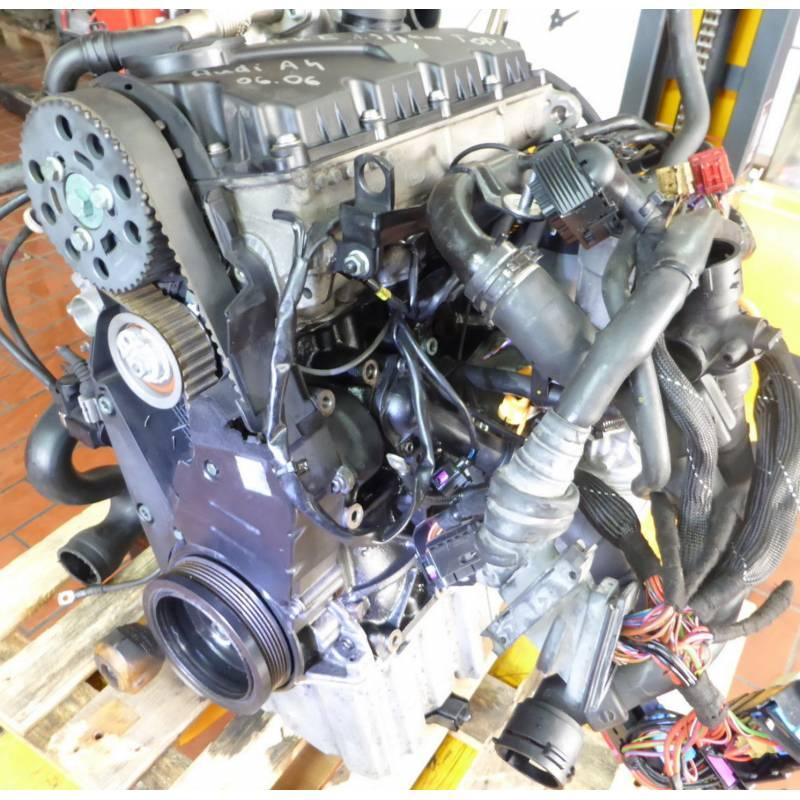 moteur 1l9 tdi 115 et 116cv type brb  bke ref 038103011an