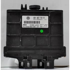 Calculateur électronique pour boite automatique 4 rapports pour VW / Skoda / Seat ref 001927731R