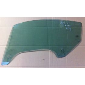 Window front side panel of left door for Audi TT 8N ref 8N8845201A / 8N8845201B