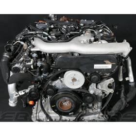 engine / Motor 3L V6 TDI type CCWA / CCWB Audi / Porsche ref 059100098J / 059100098JX