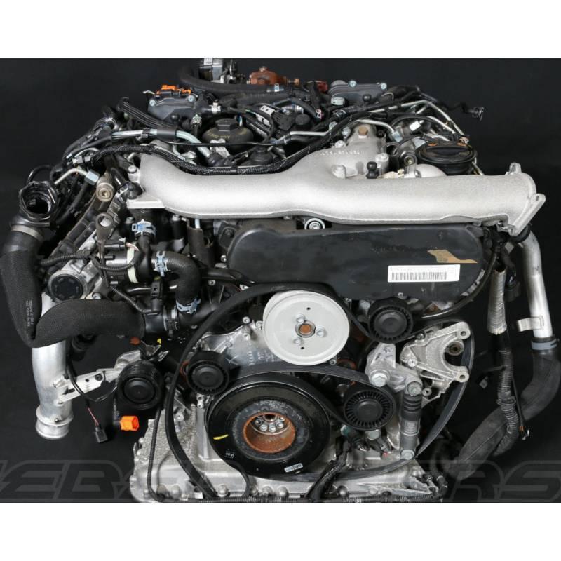 Moteur 3l V6 Tdi Type Ccwa Ccwb Pour Audi Porsche Ref
