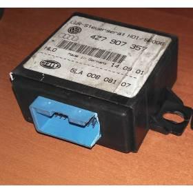 Calculateur de réglage auto portée de projecteur prise abimée pour Audi / VW / Skoda ref 4Z7907357