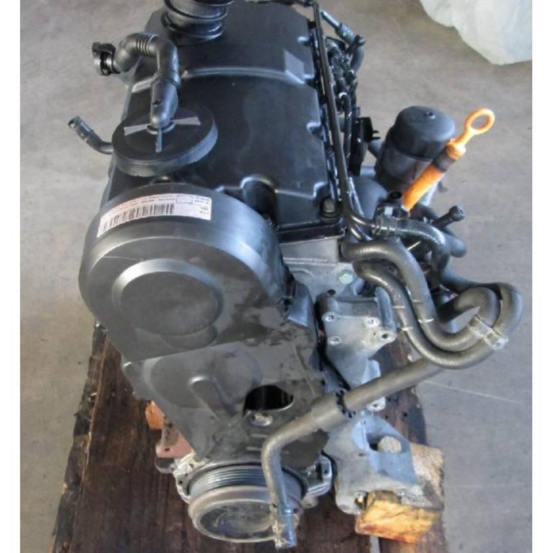 moteur 1l9 tdi 115cv type ajm pour vw golf 4  bora