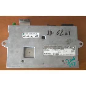 Boitier d'interface avec logiciel ref 4L0910731L / 4E0035729A / 4F0910732HX pour AUDI A6 4F