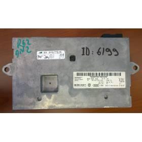 Boitier d'interface avec logiciel ref 4F0910732A / 4E0035729 / 4F0910732HX pour AUDI A6 4F