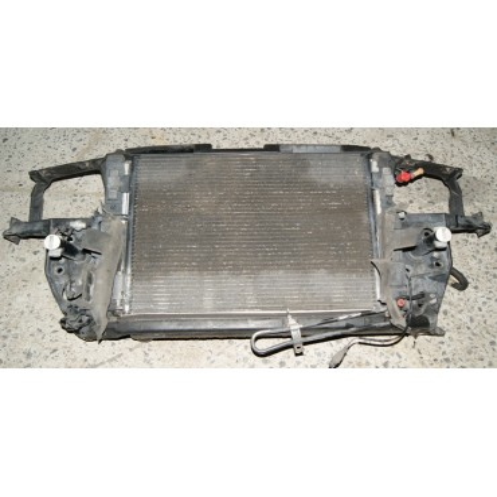 Façade avant support porte radiateurs / tablier pour Audi A4 V6 type B5
