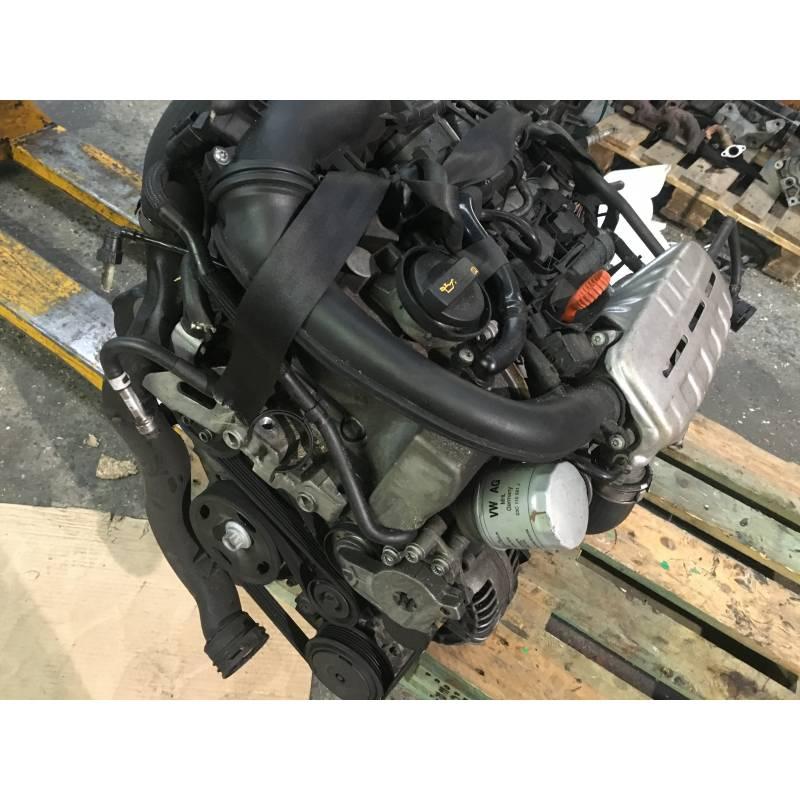 moteur 1l4 tsi 160 cv type cav  cavd  cave  cavf  cavg ref