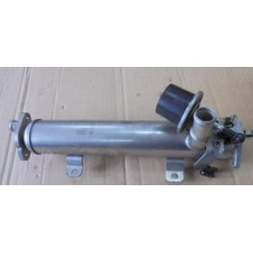 Refroidisseur des gaz d'échappement avec clapet / Vanne EGR ref 03L131512B pour 2L TDI
