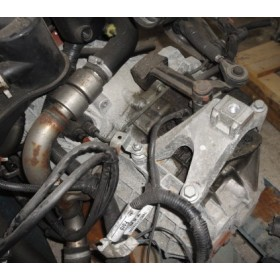 Manual gearbox Ford TDCI 115
