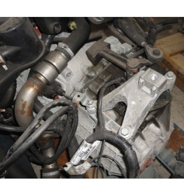 Gearbox Ford TDCI 115