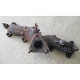Collecteur d'échappement de turbo ref 038253033E / 038253031N