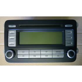 Car radio RCD 300 for VW ref 1K0035186R