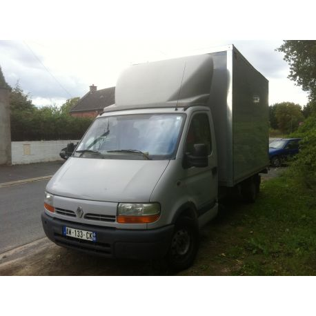 VO / Second-hand vehicle Renault Master - utility