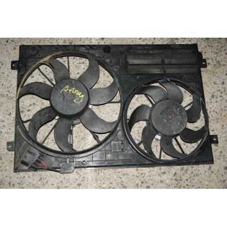 Façade et 2 ventilateurs TDI