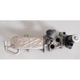 Refroidisseur pour recirculation des gaz d'échappement pour 1L6 / 2L TDI ref 03L131512DQ
