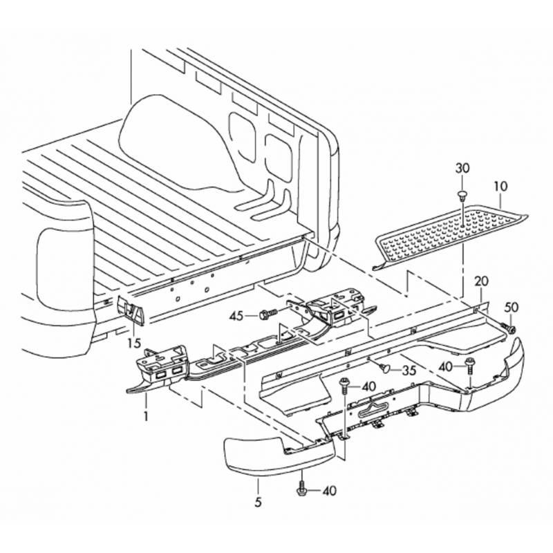 All Second Used Parts For Vw Amarok Pick Up 2h Body Dump Box Safe Motor Drive: Vw Amarok Engine Diagram At Downselot.com