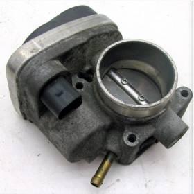 Boitier ajustage / Unité de commande du papillon pour Mini Cooper / Mini One 1L6 ref 1354 7 509 043-02 / 1354750904302