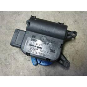 Servomoteur de volet de régulation de température pour Audi A4 / Seat Exeo ref 8E1820511E 8E1820511F 8E1820511M / Ref Bosch 0132