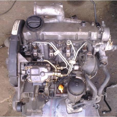 Moteur 1L9 TDI type BEU ref 038100044H / 038100044HX / 038100090EX