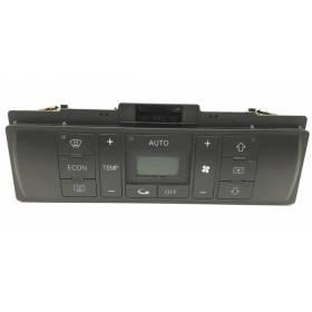 Commande de climatisation AUDI A4 / S4 type B5 ref 8D0820043M