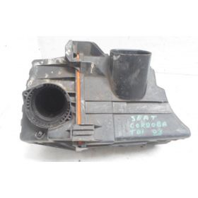 Boitier / Boite de filtre à air pour VW / Skoda / Seat 1L9 ref 6Q0129607AJ