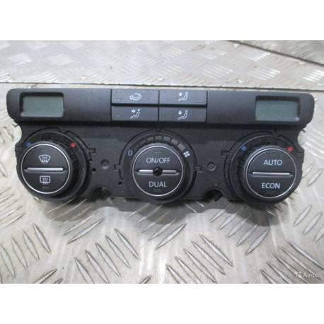 Climatronic pour VW Passat 3C ref 3C0907044G / 3C0907044N / 3C0907044AA / 3C0907044AF / 3C0907044AT