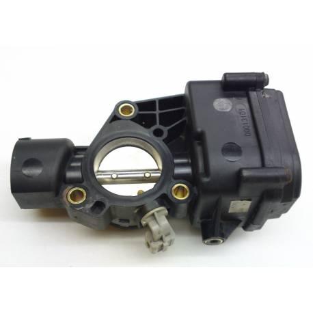 Throttle case renault clio 2, kangoo, twingo 1l2 8v ref h7700115834,  8200096038, sale auto spare part on pieces-okaz com