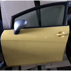 front door for Seat Leon 2 LS1A - AMARILLO SCHWEPPES ref 1P0831055 / 1P0831055A