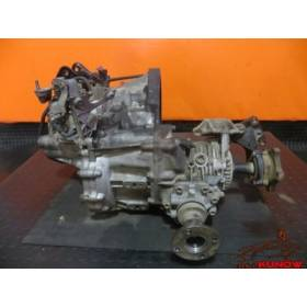 GEARBOX NISSAN X-TRAIL 2.2 DCI 4X4 8H5