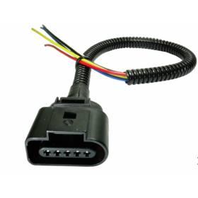 Prise / faisceau Audi Seat VW Skoda Porsche ref 1J0973705 pour débitmètre Bosch