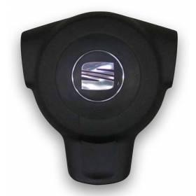 Airbag conducteur / Module de sac gonflable pour Seat Leon 2 ref 1P0880201N / 1P0880201Q 1MM