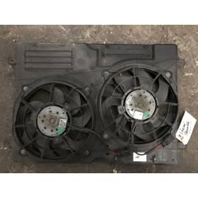 Façade avec ventilateurs pour VW / Audi / Seat ref 7M3121207A / 7M3121207C / 7M3121203B / 0130303899 / 7M3959455A / 0130303878